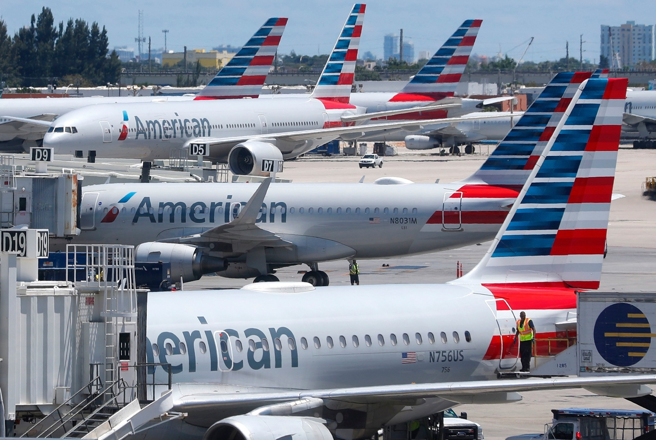 A disgruntled mechanic has been charged with sabotaging an American Airlines flight