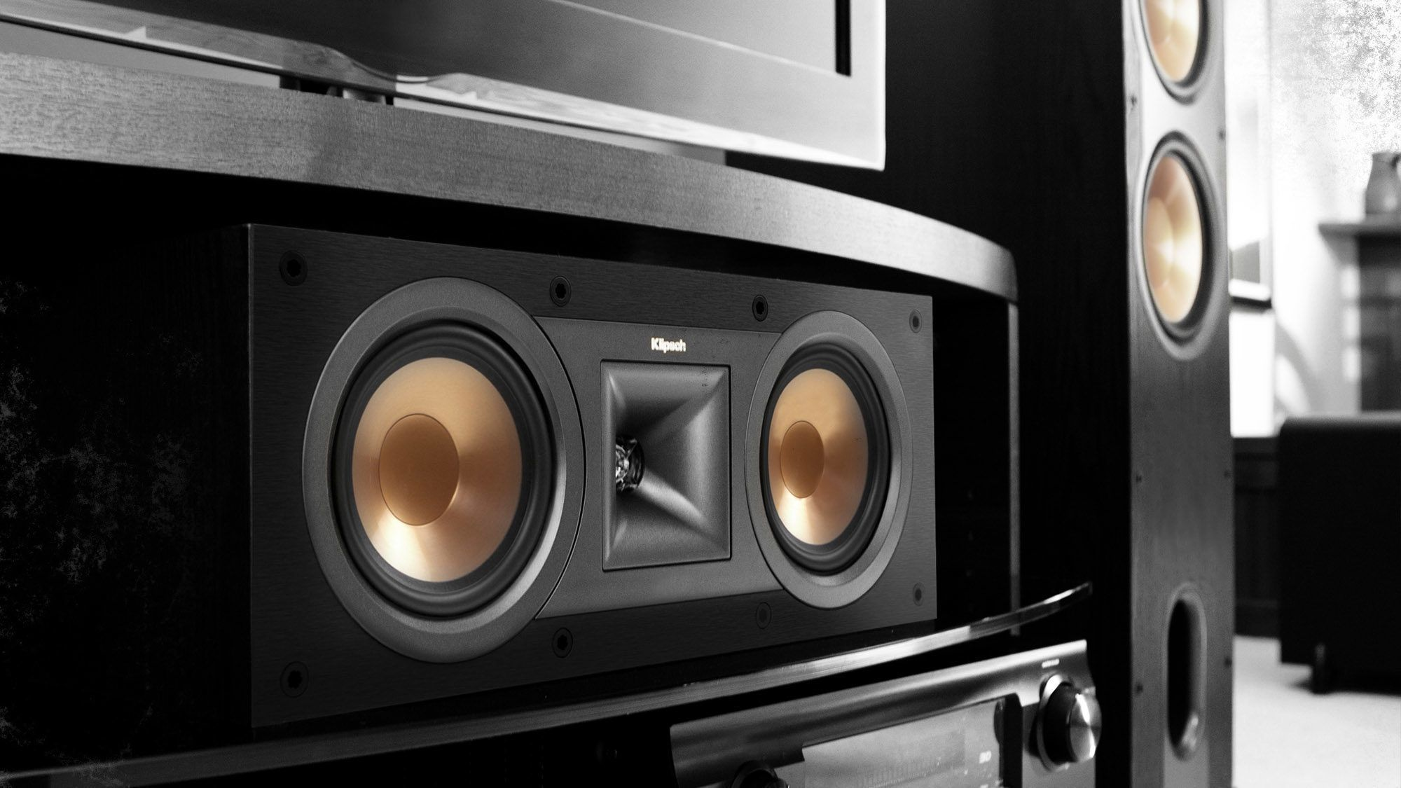 Klipsch home speakers unlike anything you've seen before are down to all-time low prices, today only