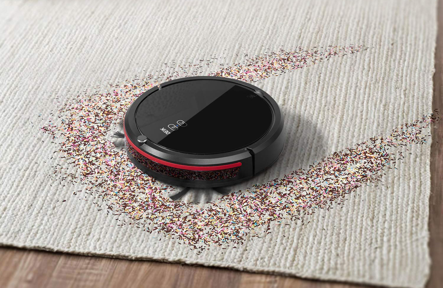 This $99 robot vacuum has features typically reserved for models that cost $300+