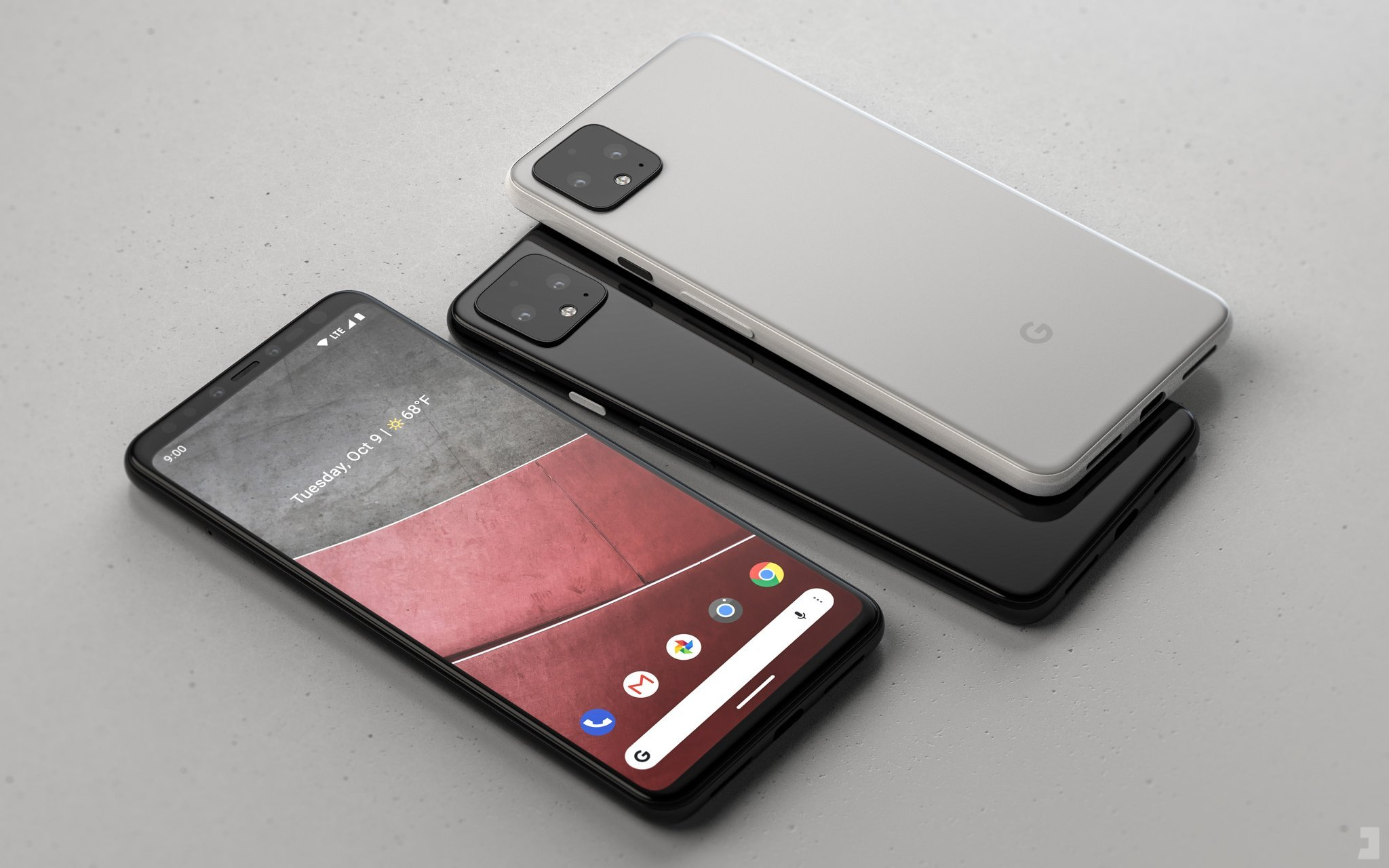 Pixel 4 XL's design just leaked again, and it still doesn't look good