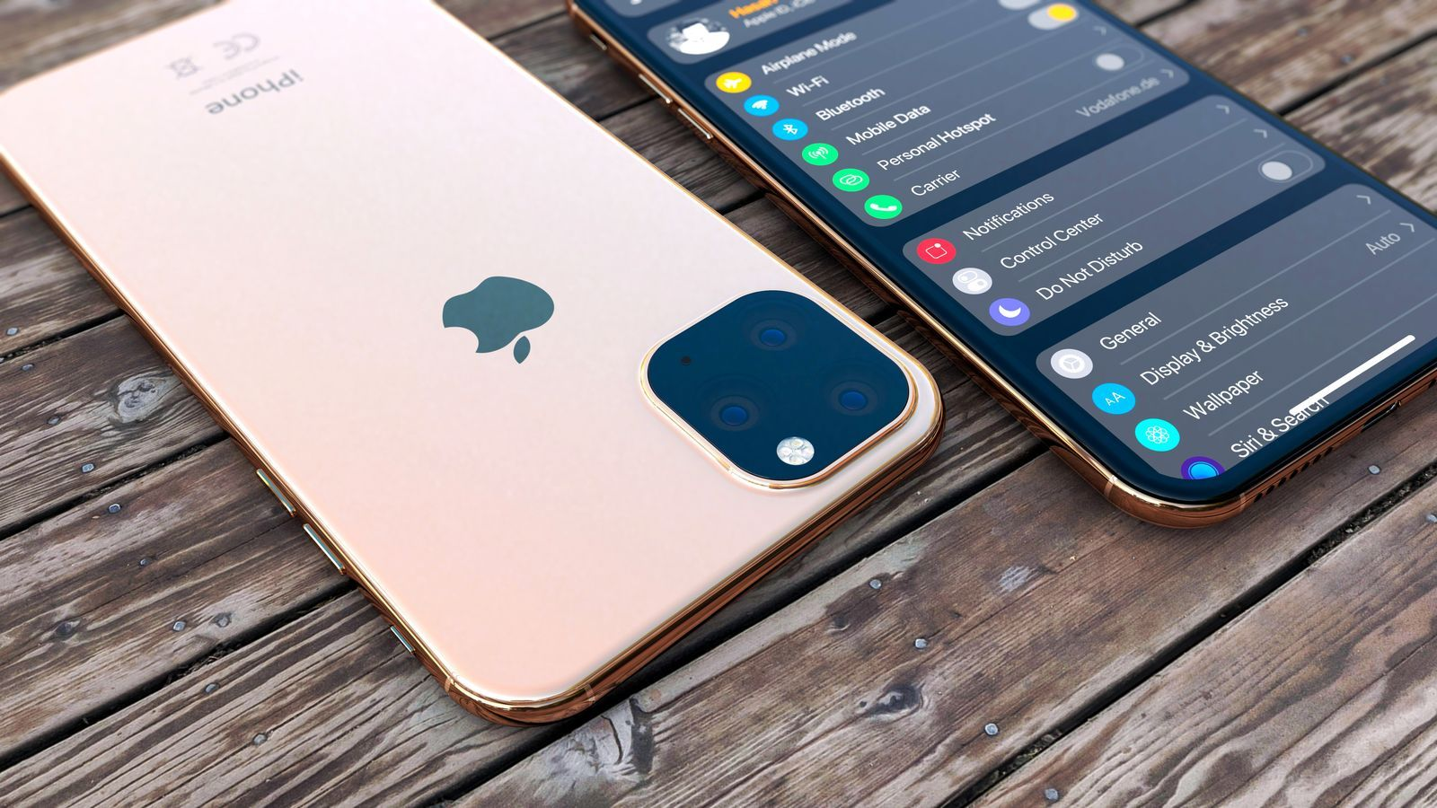 Apple reportedly canceled quantum dot camera technology for the iPhone 11