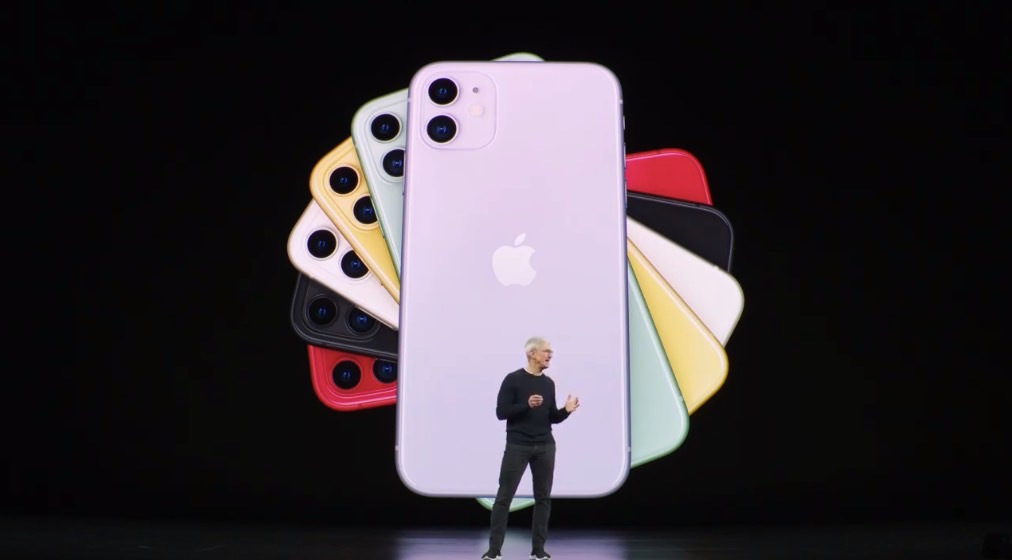 Apple just unveiled the iPhone 11 for $699 with an impressive camera upgrade