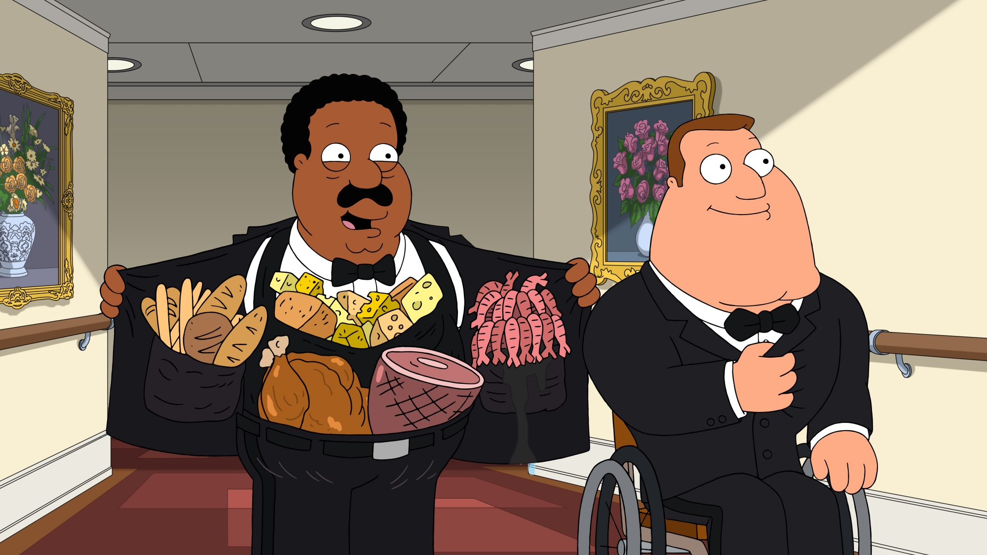 'Family Guy' Star Mike Henry Will No Longer Play Cleveland Brown