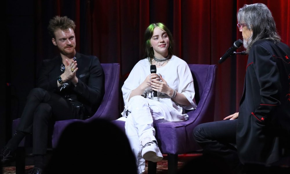 Billie Eilish Talks Depression, Fan Empathy, Soundcloud and Spiders at Grammy Museum