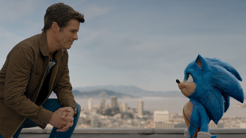 'Sonic the Hedgehog' Dominates Box Office With Mighty $57 Million Debut