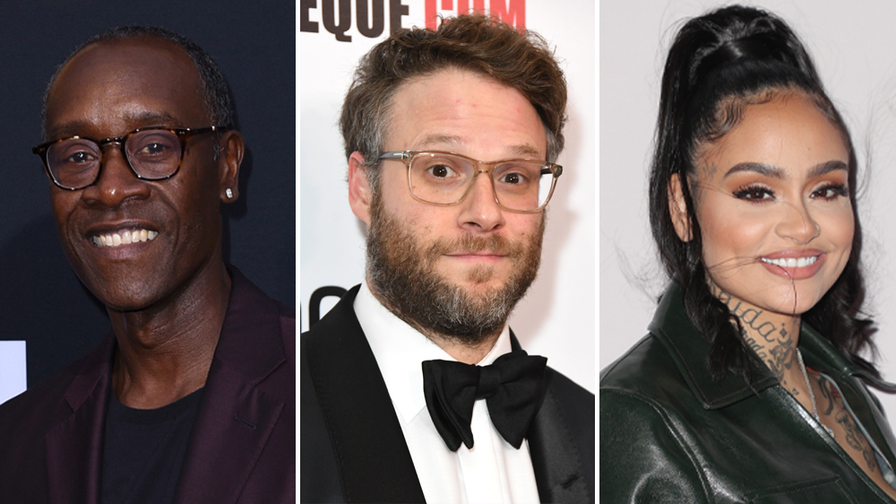 Don Cheadle, Seth Rogen, Kehlani and More Donate to Minnesota Freedom Fund