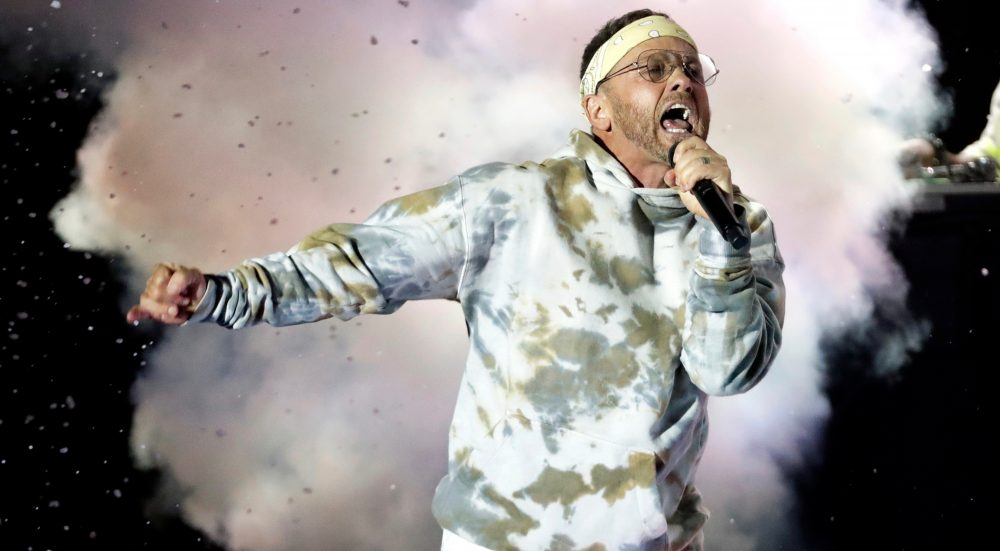 TobyMac Shares Emotional Tribute to Late Son at L.A. Forum Concert (Watch)