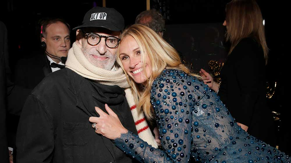 Julia Roberts, Lin-Manuel Miranda and More Pay Tribute to 'True Hero' Larry Kramer