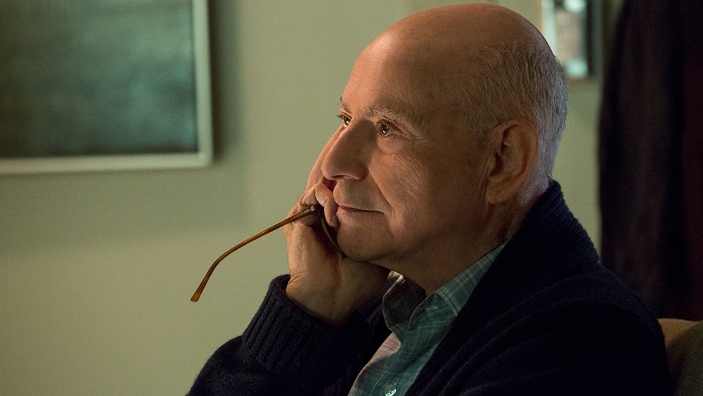 Alan Arkin Exits 'The Kominsky Method' Ahead of Third and Final Season