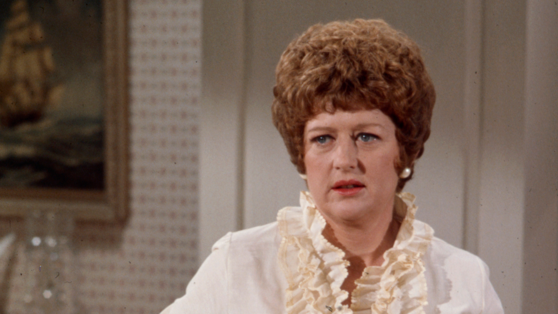 Peggy Pope, the Comedic Secretary in '9 to 5', Dies at 91