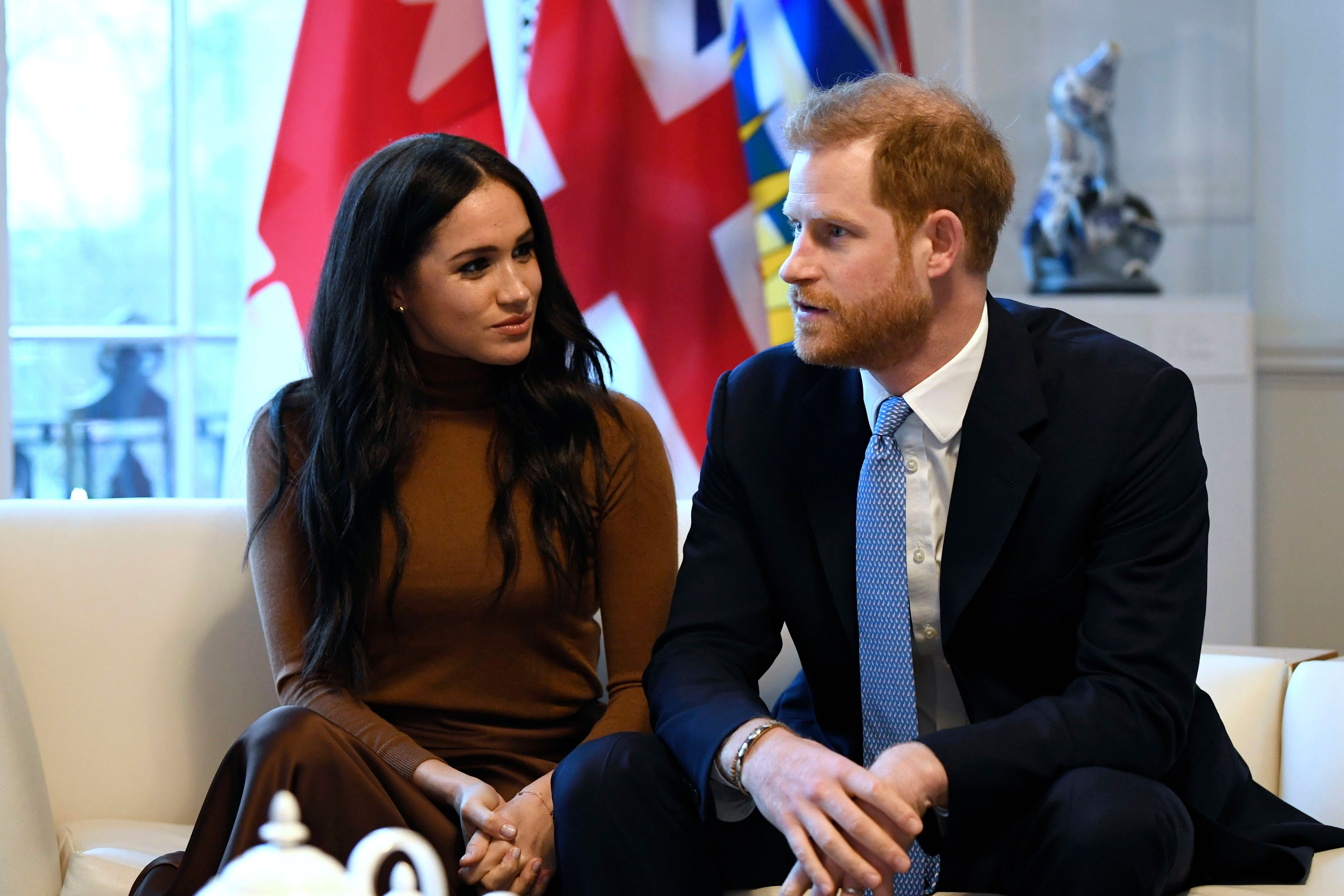 'Harry & Meghan: The Royals in Crisis' Special to Air on Fox