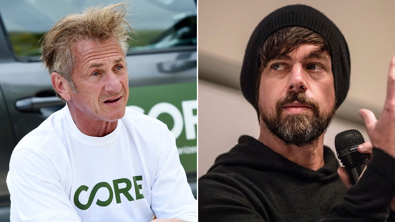 Twitter's Jack Dorsey Donates $10 Million to Sean Penn's COVID-19 Testing Organization