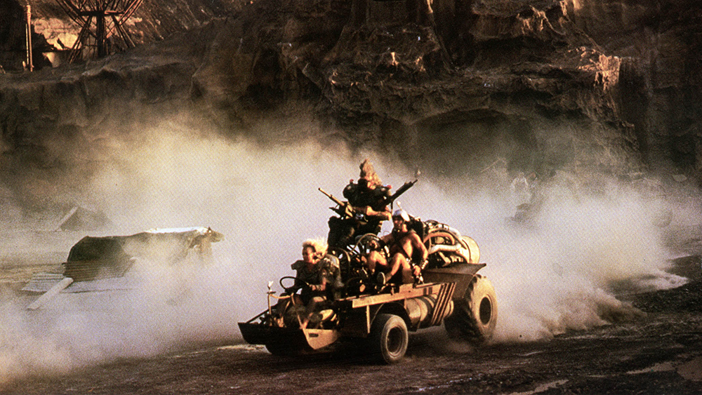 George Ogilvie, Co-Director of 'Mad Max Thunderdome,' Dies at 89