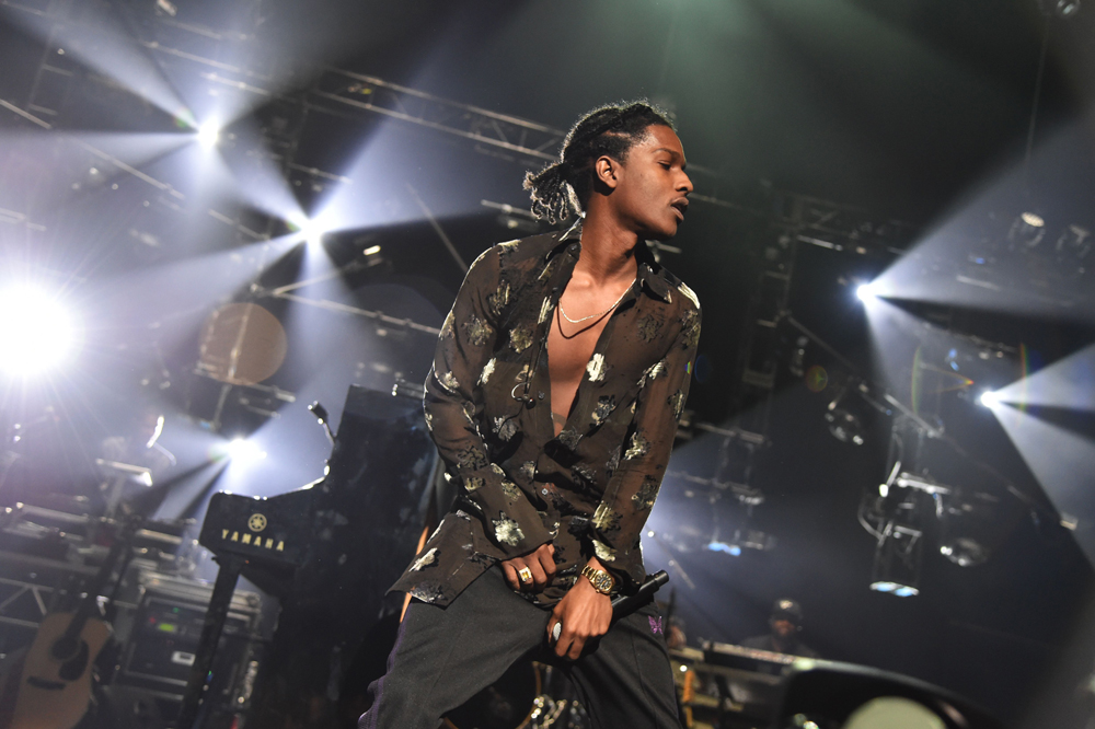 A$AP Rocky to Headline Concert in Sweden, Four Months After Release From Jail
