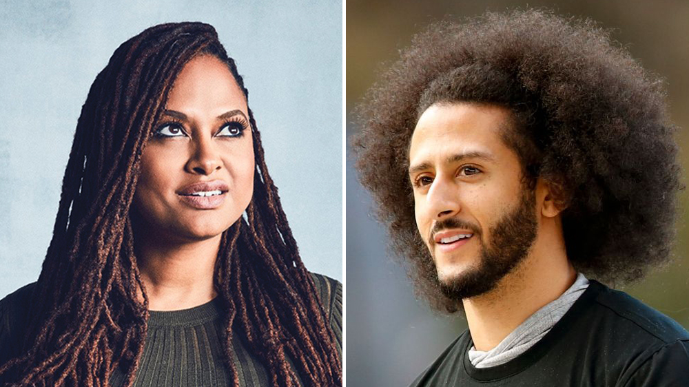 Colin Kaepernick Scripted Series From Ava DuVernay, 'When They See Us' Writer Set at Netflix