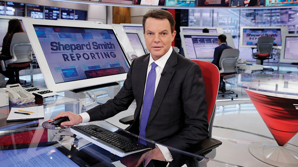 Former Fox News Anchor Shepard Smith Will Join CNBC Evening Lineup