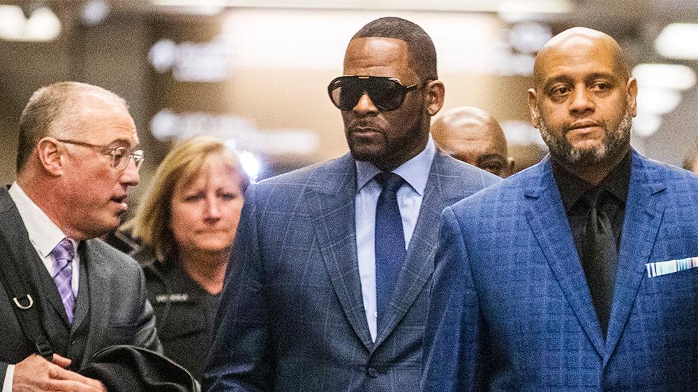 R. Kelly's Bid for Coronavirus Release Is Denied
