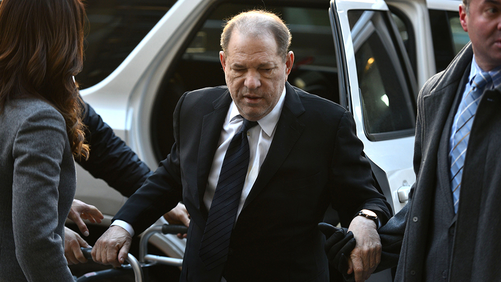 Harvey Weinstein Was a 'Predator and a Rapist,' D.A. Tells Jurors