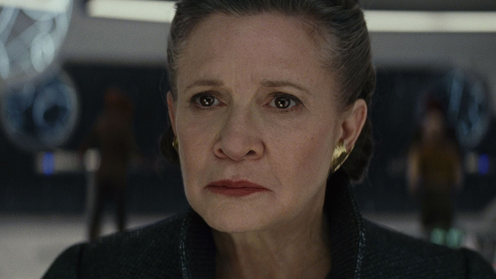 'Star Wars': J.J. Abrams Says Carrie Fisher Is 'the Heart of' 'Rise of Skywalker'