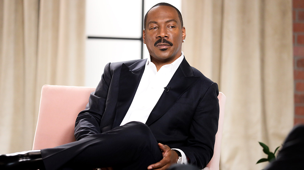 Eddie Murphy's 'Coming 2 America' Moves From Paramount to Amazon Studios