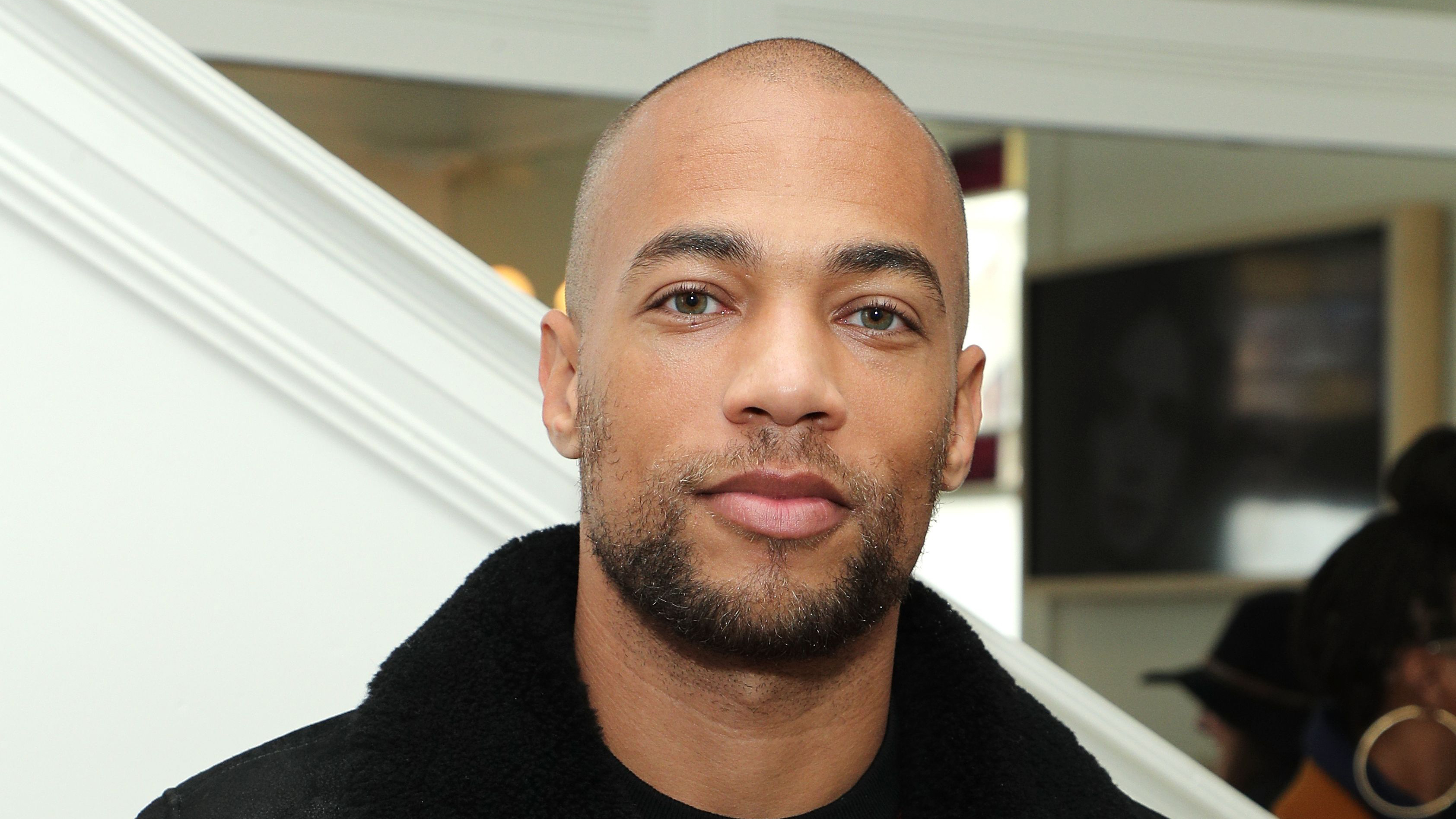 'Insecure' Actor Kendrick Sampson Hit by Rubber Bullets at Los Angeles Protest