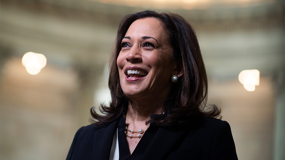 How Kamala Harris Built a Power Base in the Music Industry