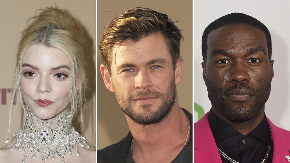 'Mad Max' Prequel 'Furiosa' Casts Anya Taylor-Joy, Chris Hemsworth, Yahya Abdul-Mateen II