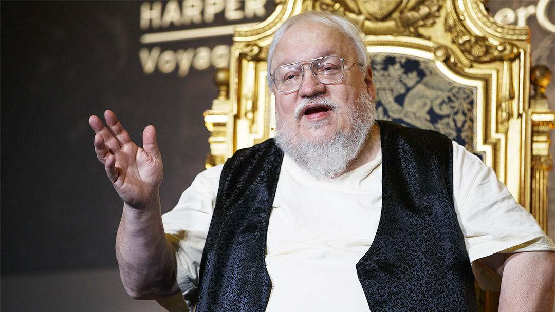 George R.R. Martin Says HBO's 'Game of Thrones' Ending Won't Influence Future Novels