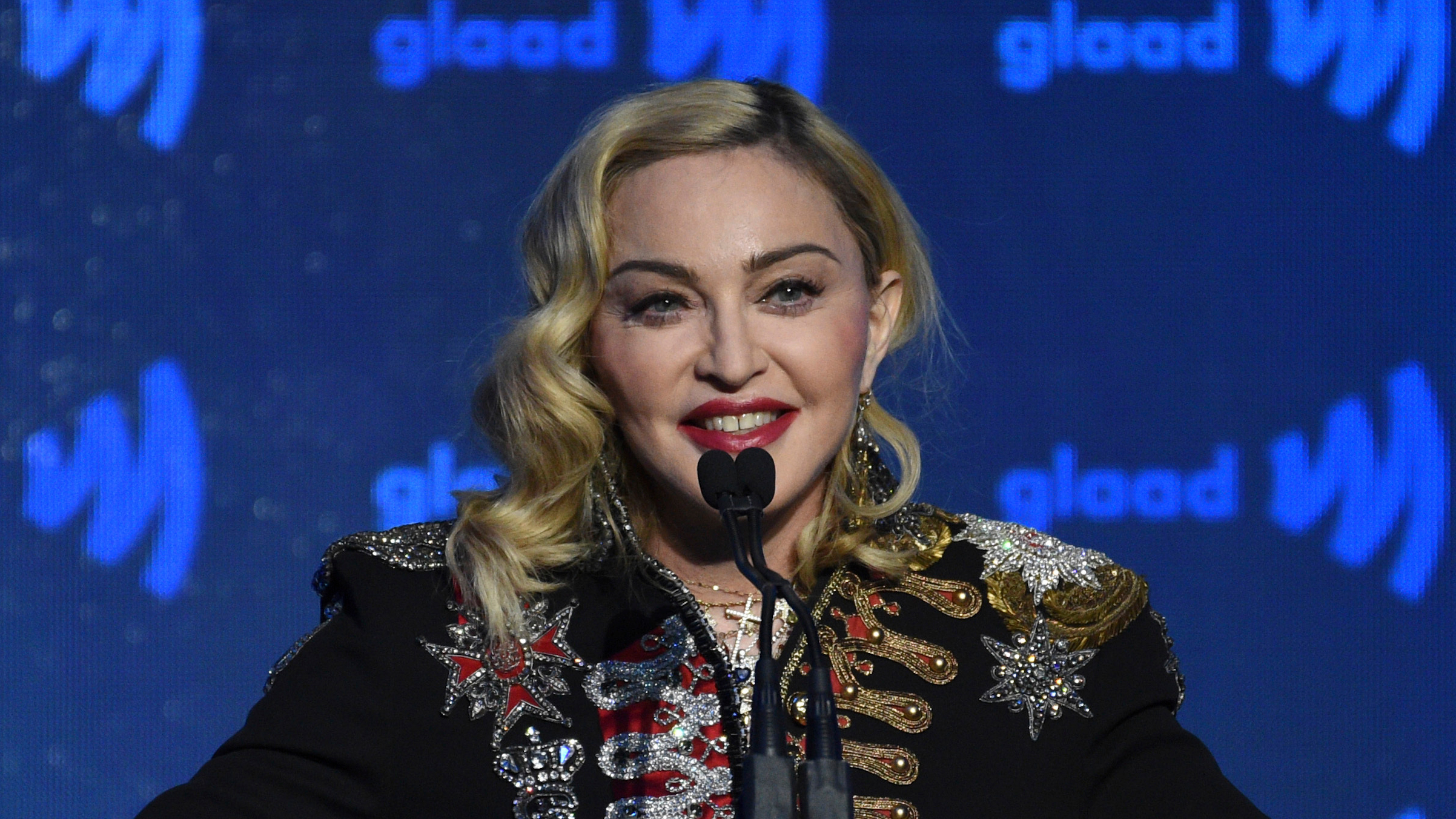 Madonna Says She's Working on a Secret Screenplay With 'Juno' Writer Diablo Cody