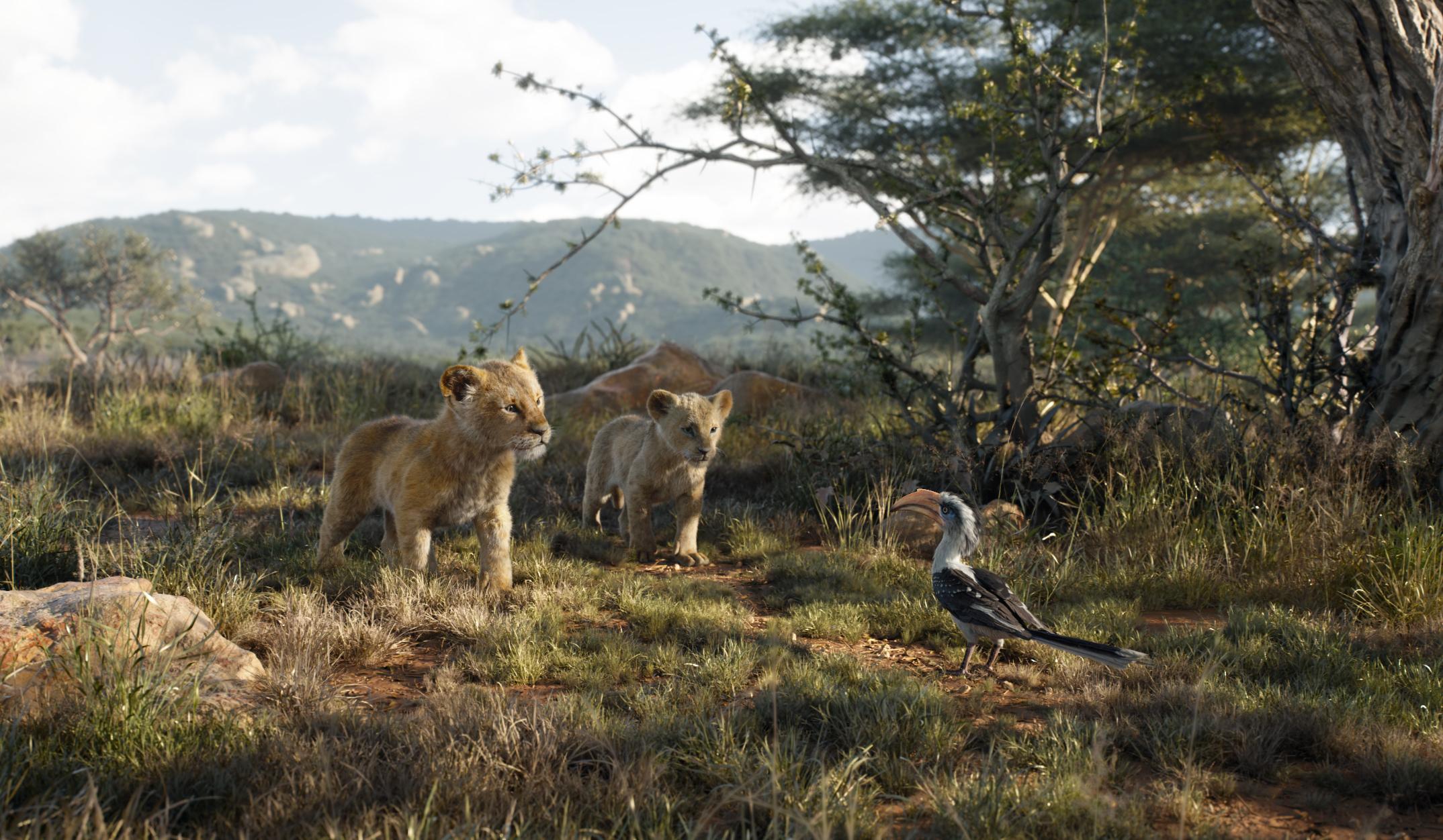 'The Lion King' Tops $130 Million Overseas