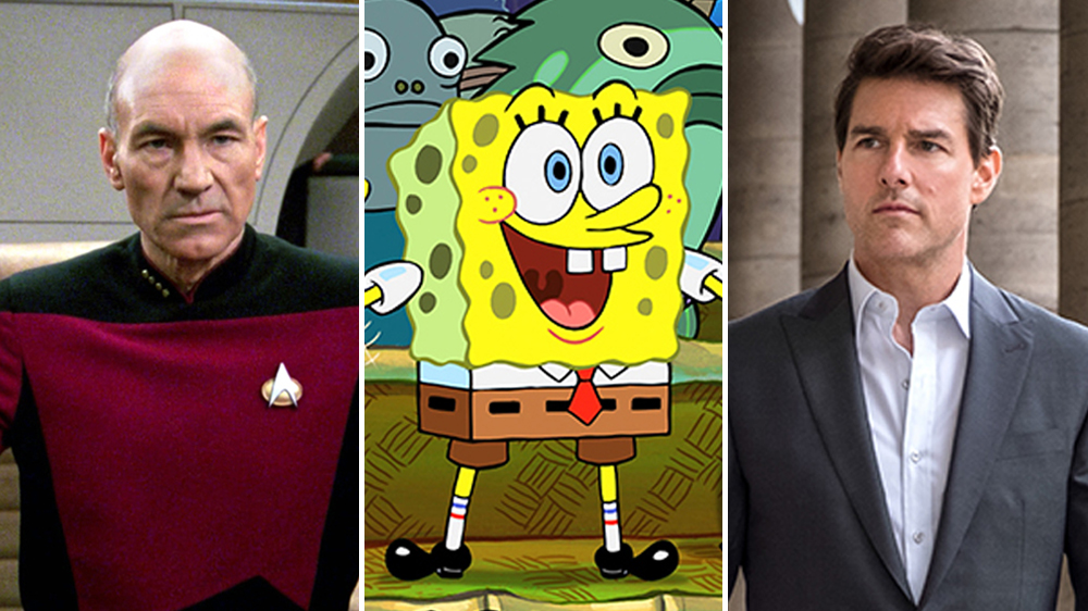 From 'Star Trek' to 'SpongeBob,' Here's All the Content in Play For CBS-Viacom Merger