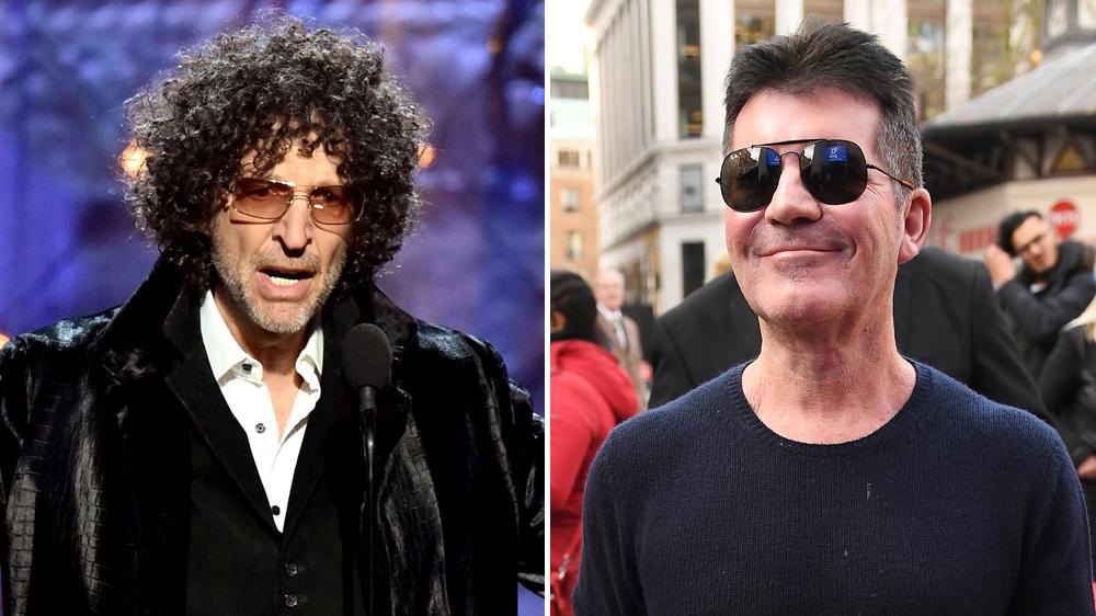 Howard Stern Slams Simon Cowell Over 'America's Got Talent' Gabrielle Union Controversy