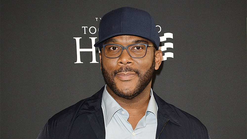 Tyler Perry Calls for End to Violent Protests: 'Looting Is Not the Answer'