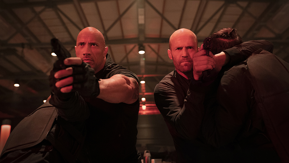 Box Office: 'Hobbs & Shaw' Heading for $57 Million Opening Weekend