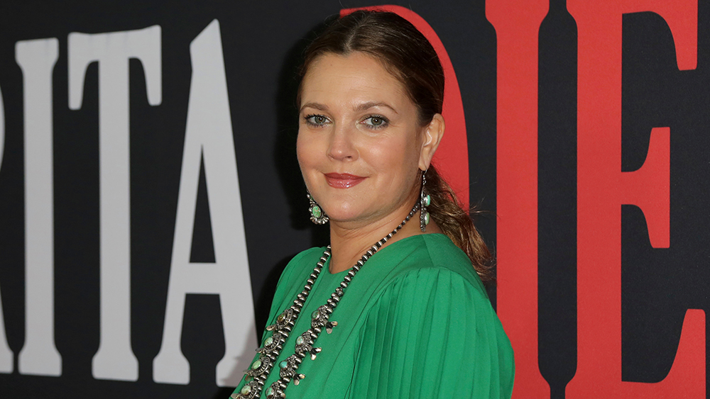 Drew Barrymore Shoots Talk Show Pilot for CBS Television Distribution (EXCLUSIVE)