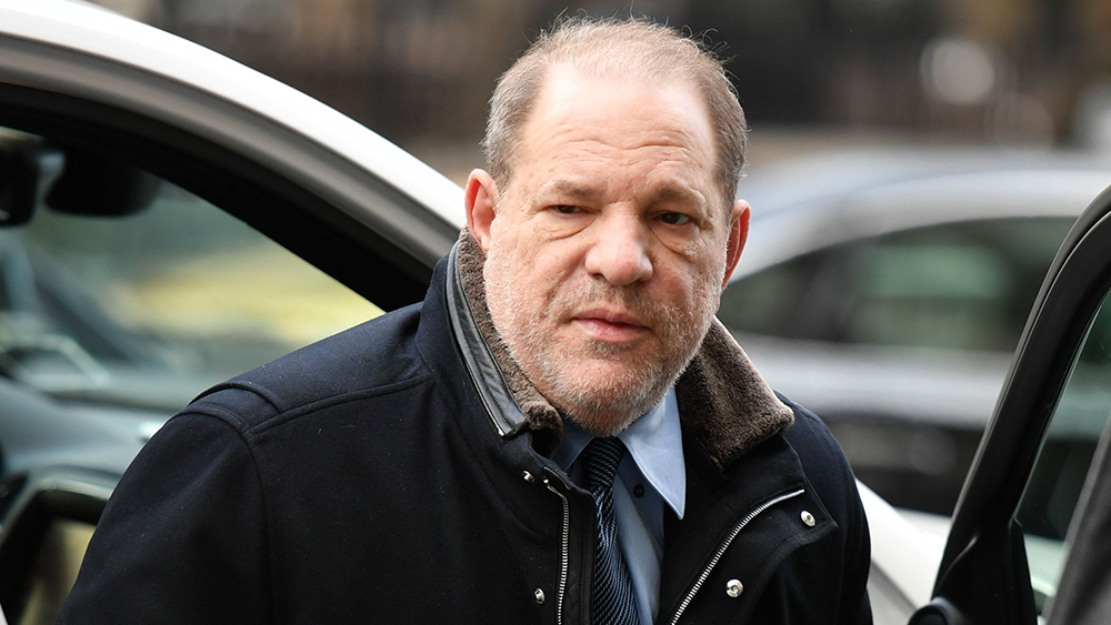 Harvey Weinstein Trial: Choking Back Tears, Accuser Shares Graphic Rape Allegations