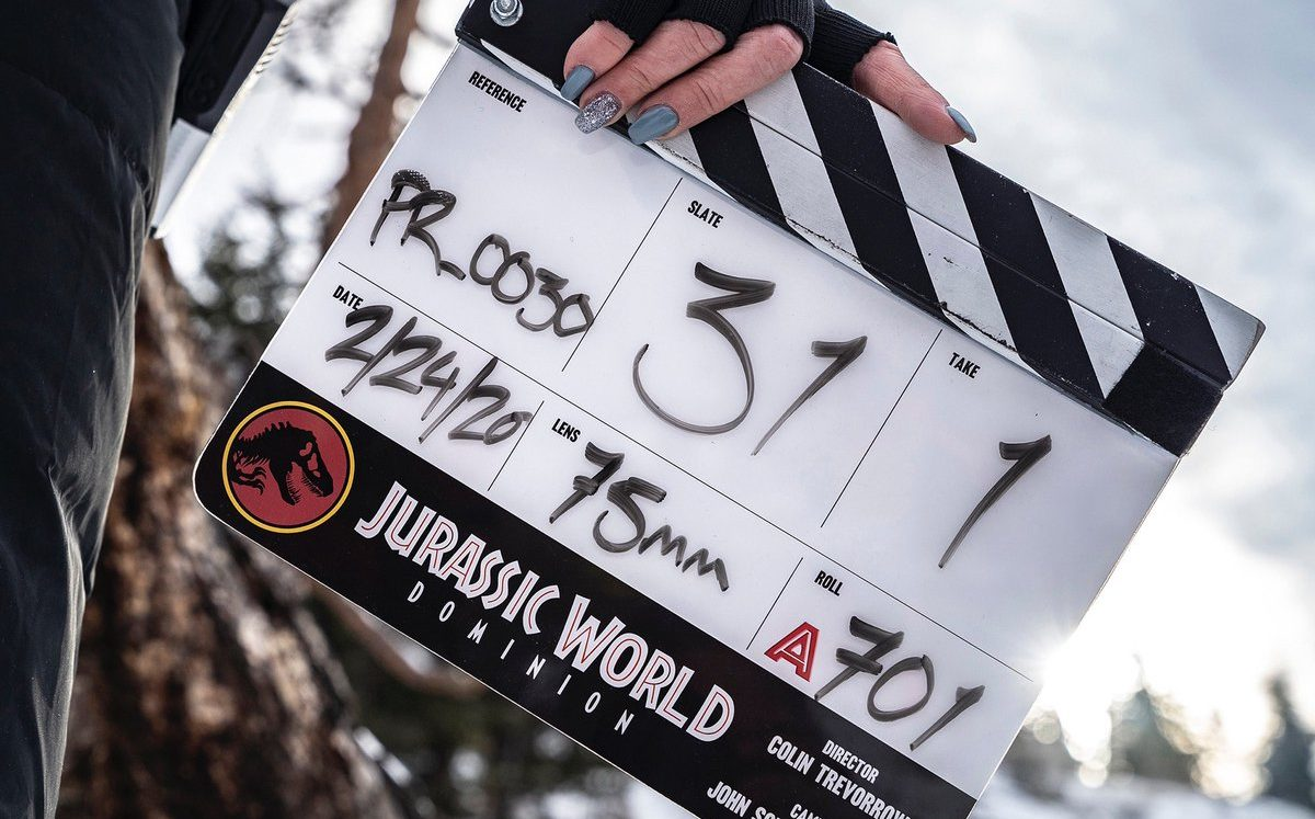 'Jurassic World: Dominion' Resumes Shooting, Studio Denies Halt Due to Covid-19