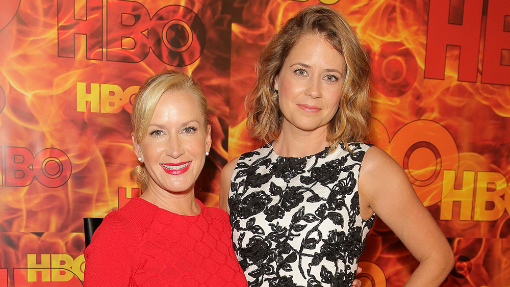 Jenna Fischer and Angela Kinsey Team Up for 'The Office' Podcast