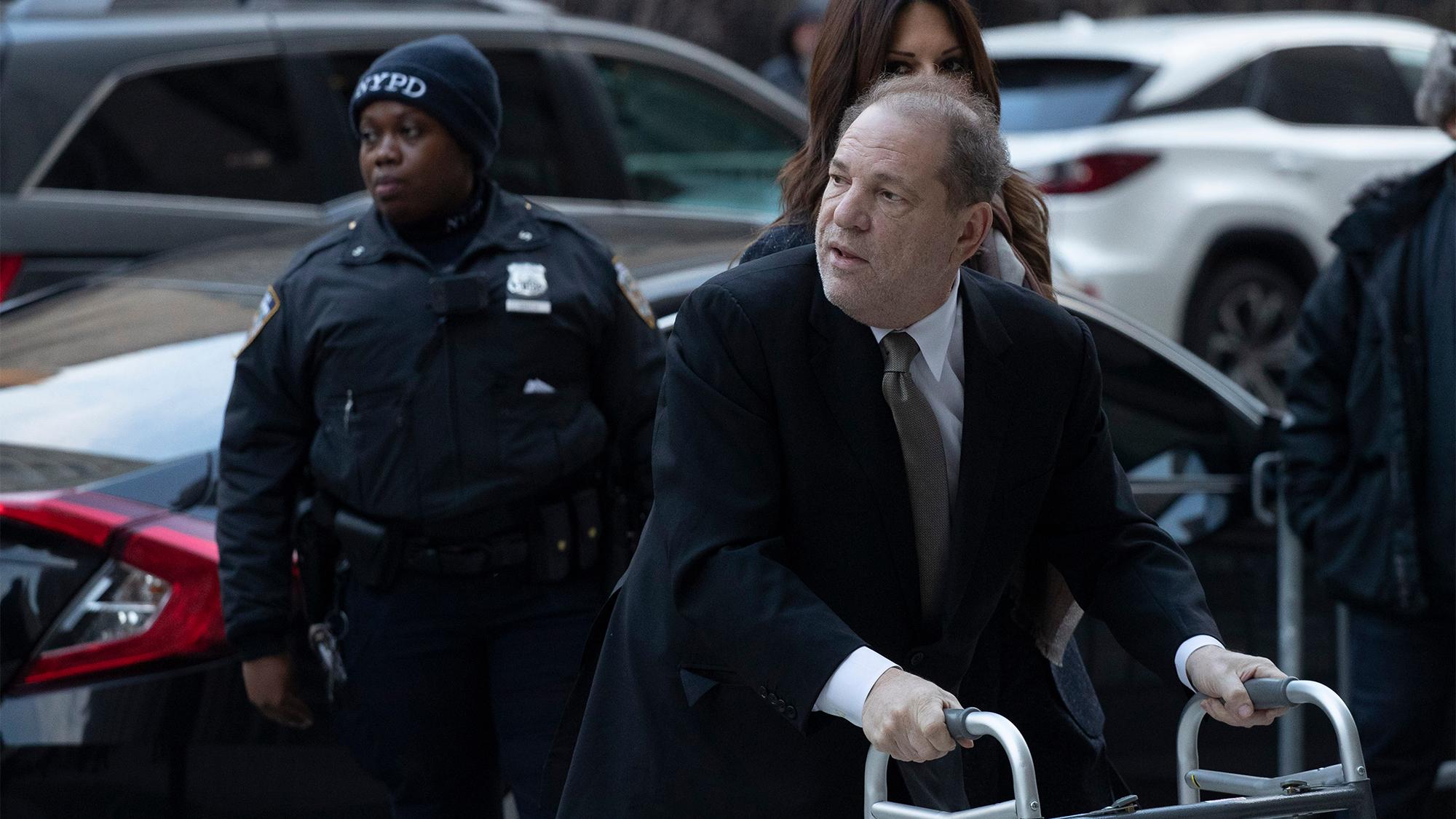 Weinstein Defense Team Asks Judge to Step Aside Due to Bias