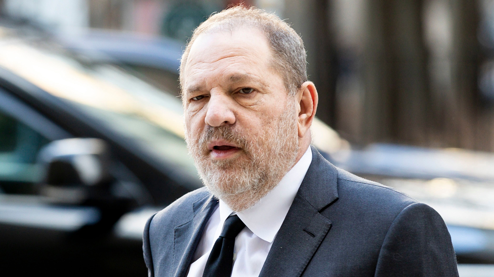 Eight Cases Against Harvey Weinstein Being Reviewed by L.A. District Attorney