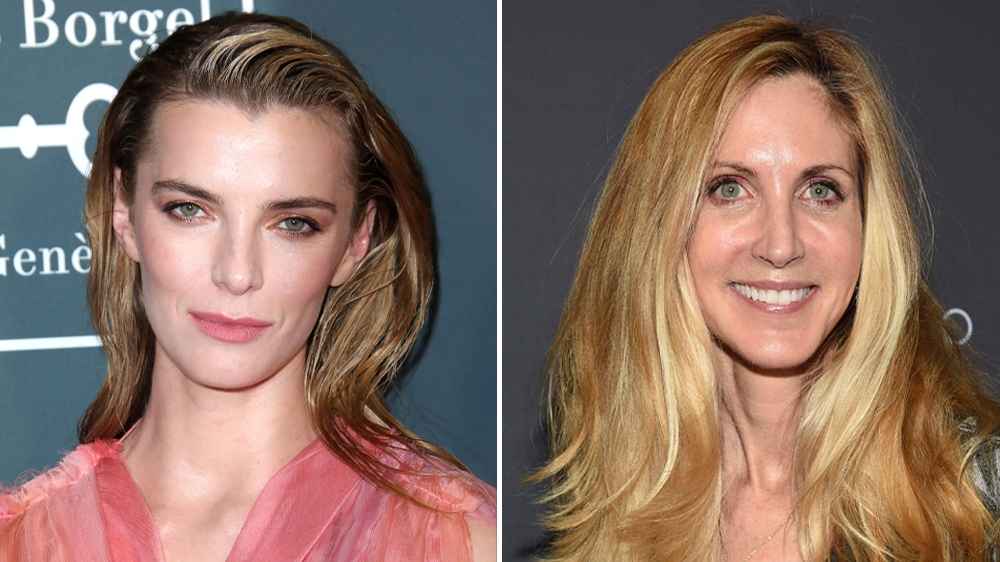 'Impeachment: American Crime Story' Casts Betty Gilpin as Ann Coulter