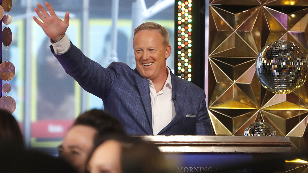 Sean Spicer Hopes 'Dancing With the Stars' Gig Will 'Move the Country Forward'