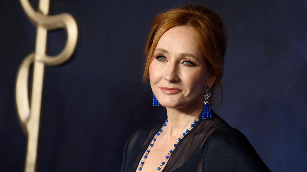 J.K. Rowling Gets Backlash Over Anti-Trans Tweets