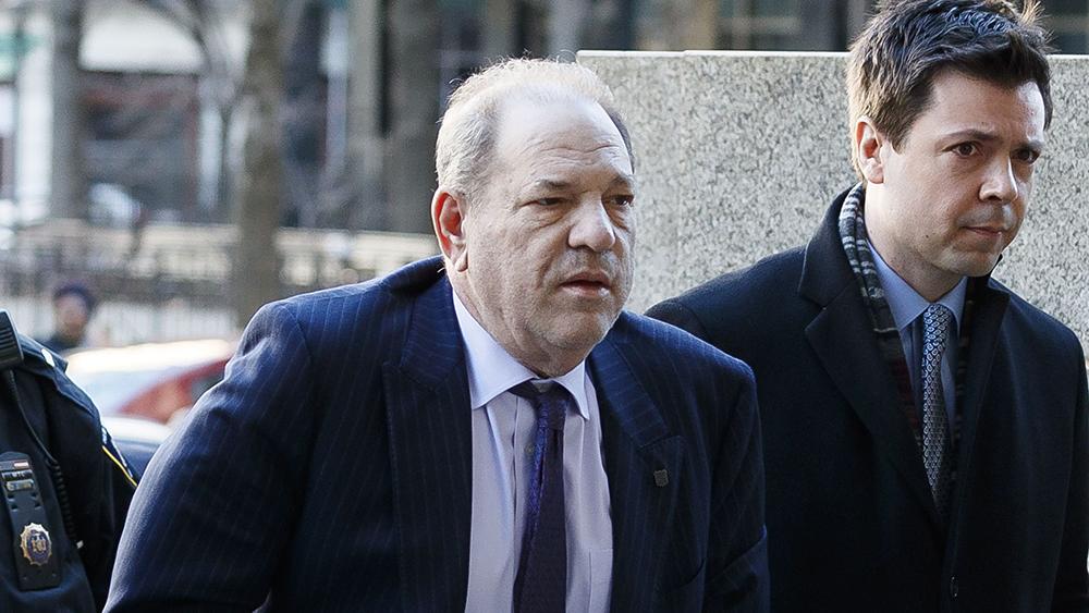 Los Angeles Prosecutors Take First Step to Extradite Harvey Weinstein
