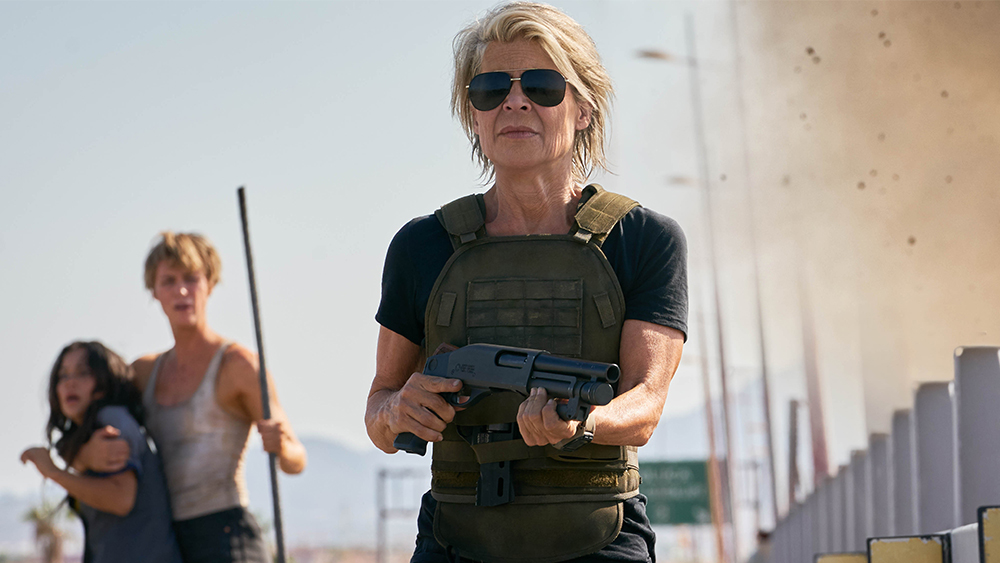 'Terminator: Dark Fate' Premiere Canceled Due to Los Angeles Fire