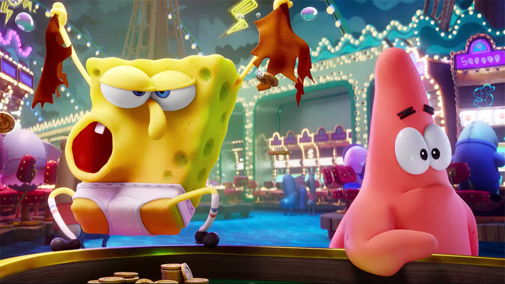 Watch the 'SpongeBob' Movie Super Bowl TV Spot (EXCLUSIVE)