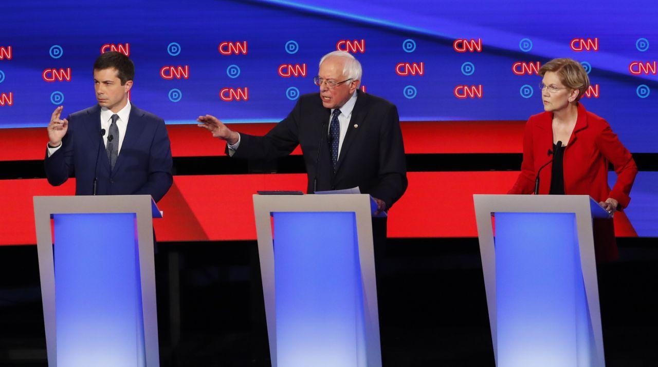 TV Ratings: First CNN Democratic Debate Draws 8.7 Million Viewers