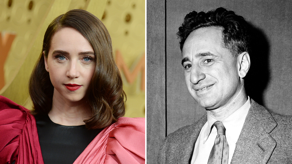 Zoe Kazan Addresses Grandfather Elia Kazan's McCarthy-Era Actions