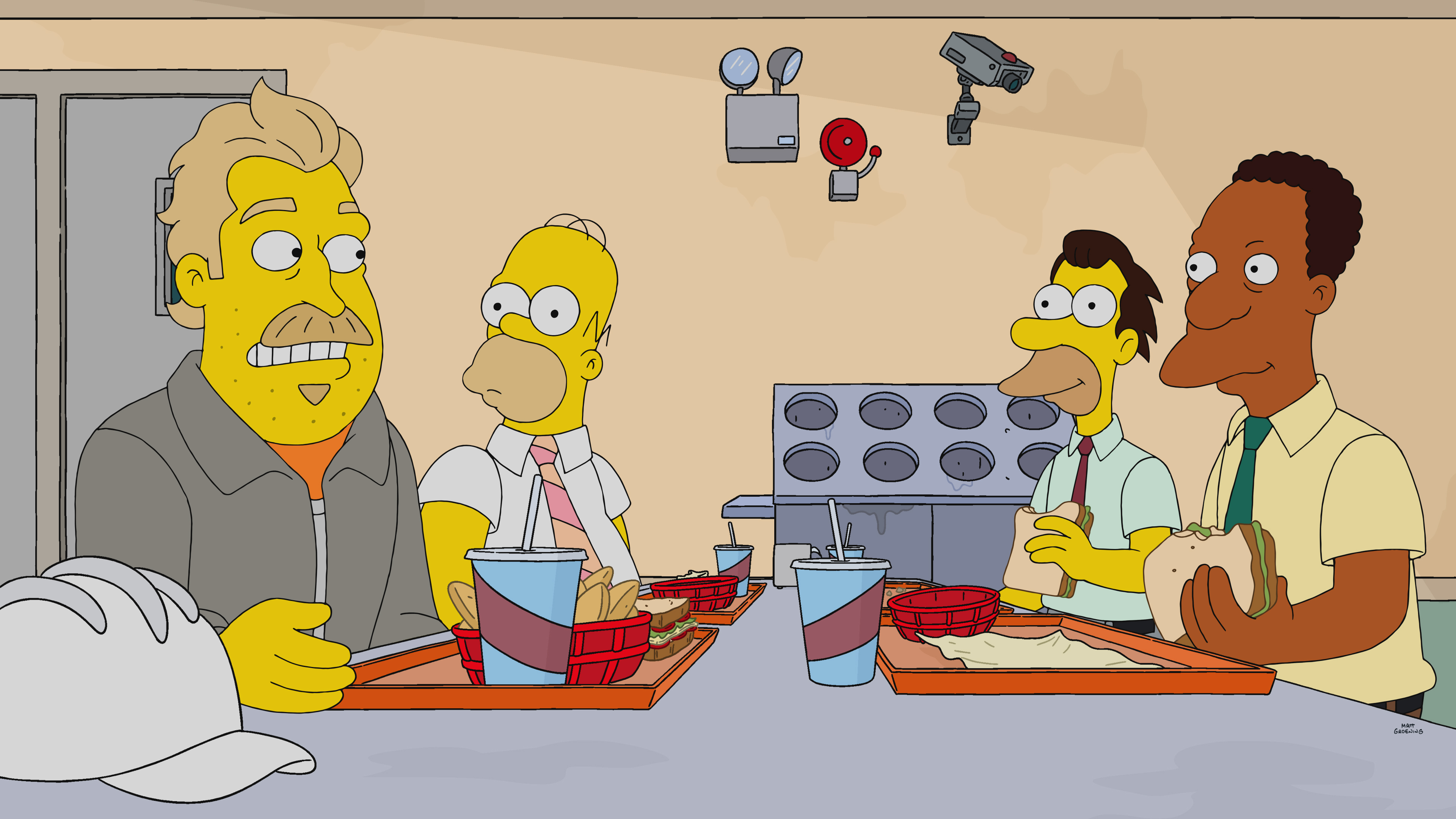 'The Simpsons' Season Premiere: Here's Who Took Over Carl's Voice From Hank Azaria (EXCLUSIVE)