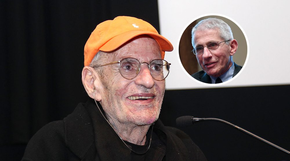 Dr. Anthony Fauci on His 'Dear, Deep Friendship' With Larry Kramer